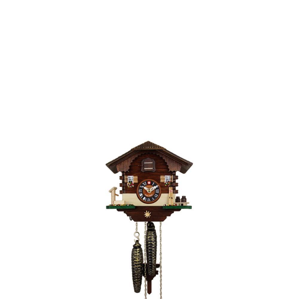 カッコー時計 スキー小屋
