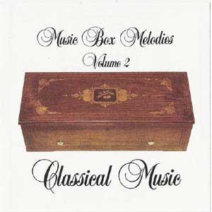ミュージック ボックス メロディーズ vol.2