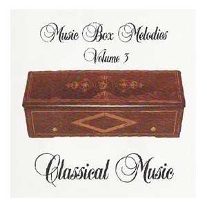 ミュージック ボックス メロディーズ vol.3