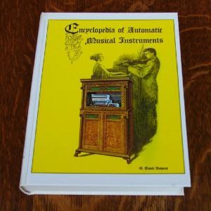 自動演奏楽器の百科事典