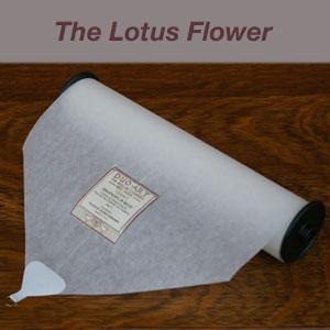 蓮の花 「デュオアート」
