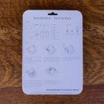 画像4: シリンダー交換式 手回しオルゴール自作キット (4)