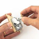画像4: 【DIY木製パズルキット オルゴール】メリーゴーランド(カラー) (4)