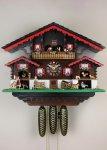画像2: カッコー時計 ハイジの山小屋 (2)