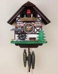 画像2: カッコー時計 リーゲルハウス (2)