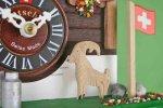 画像6: カッコー時計 牛とアイベックス (6)