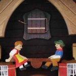 画像5: カッコー時計 ハイジとペーター (5)