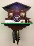 画像2: カッコー時計 ブリエンツの山小屋 (2)