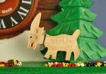 画像6: カッコー時計 ヤギの山小屋 (6)