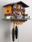 画像3: カッコー時計 ブリエンツの山小屋 (3)