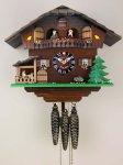 画像2: カッコー時計 山羊小屋 (2)