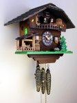 画像3: カッコー時計 山羊小屋 (3)