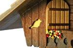 画像5: カッコー時計 山羊小屋 (5)