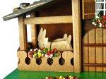画像4: カッコー時計 山羊小屋 (4)
