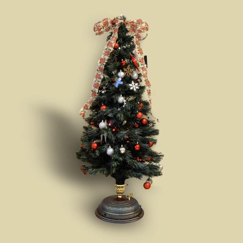 画像1: リュージュ クリスマスツリー スタンド (1)