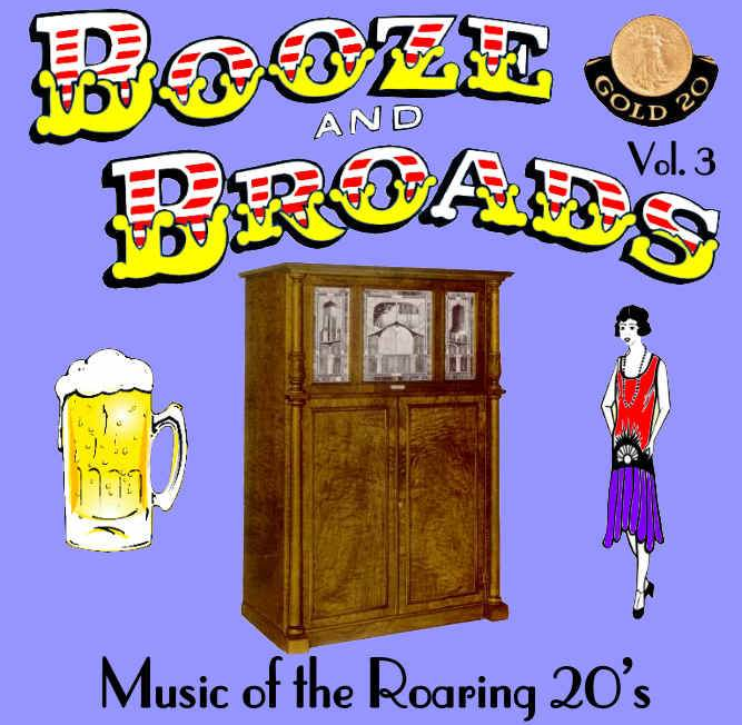 画像1: BOOZE AND BROADS vol.3 (1)