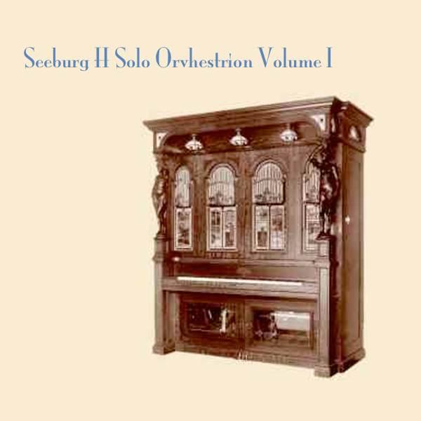 画像1: Seeburg H Solo Orchestrion Volume I (1)