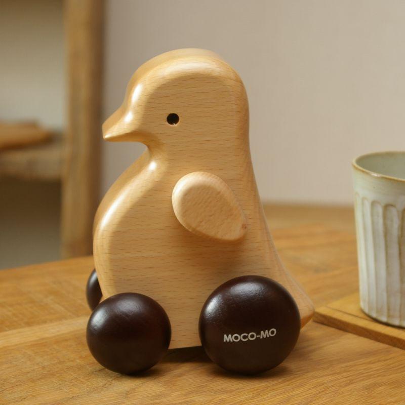 画像1: ころころオルゴール * ペンギン (1)