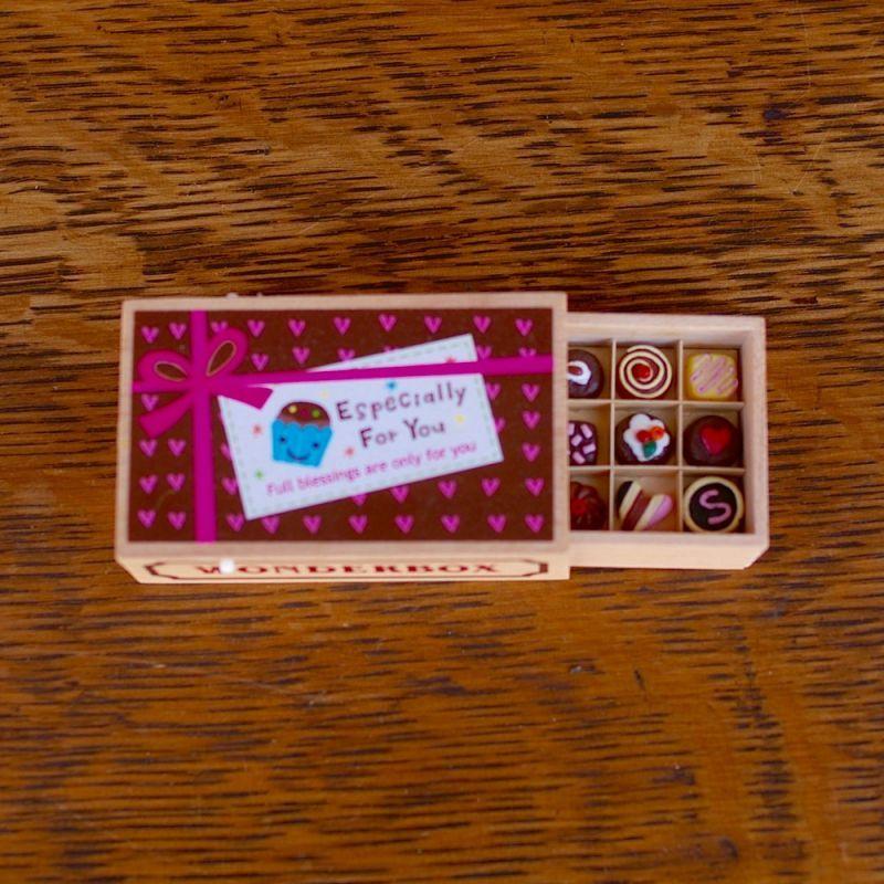 画像1: ワンダーボックス *ケーキ ♪オルゴール (1)