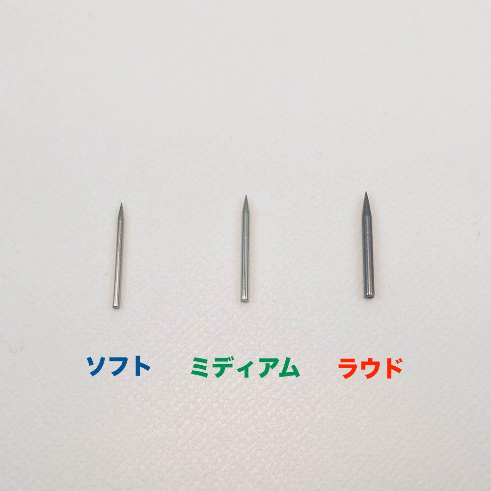 画像1: 蓄音機用 鉄針 (1)