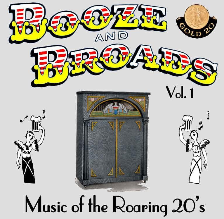 画像1: BOOZE AND BROADS vol.1 (1)