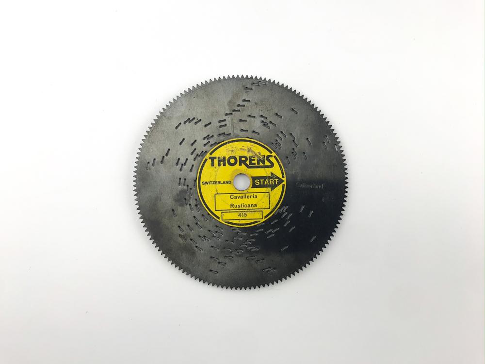 """画像1: 「カヴァレリア・ルスティカーナ」トーレンス 11.4 cm ( 4 1/2"""" ) (1)"""