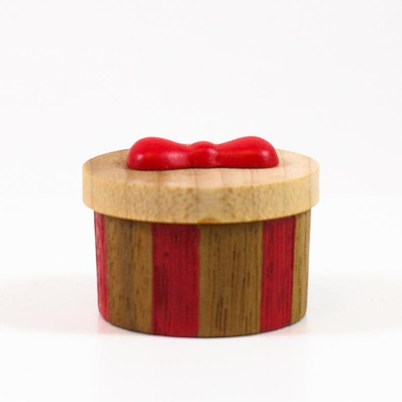 画像1: Mサイズ*プレゼント 【wooderful life DIYオルゴールオブジェ】 (1)