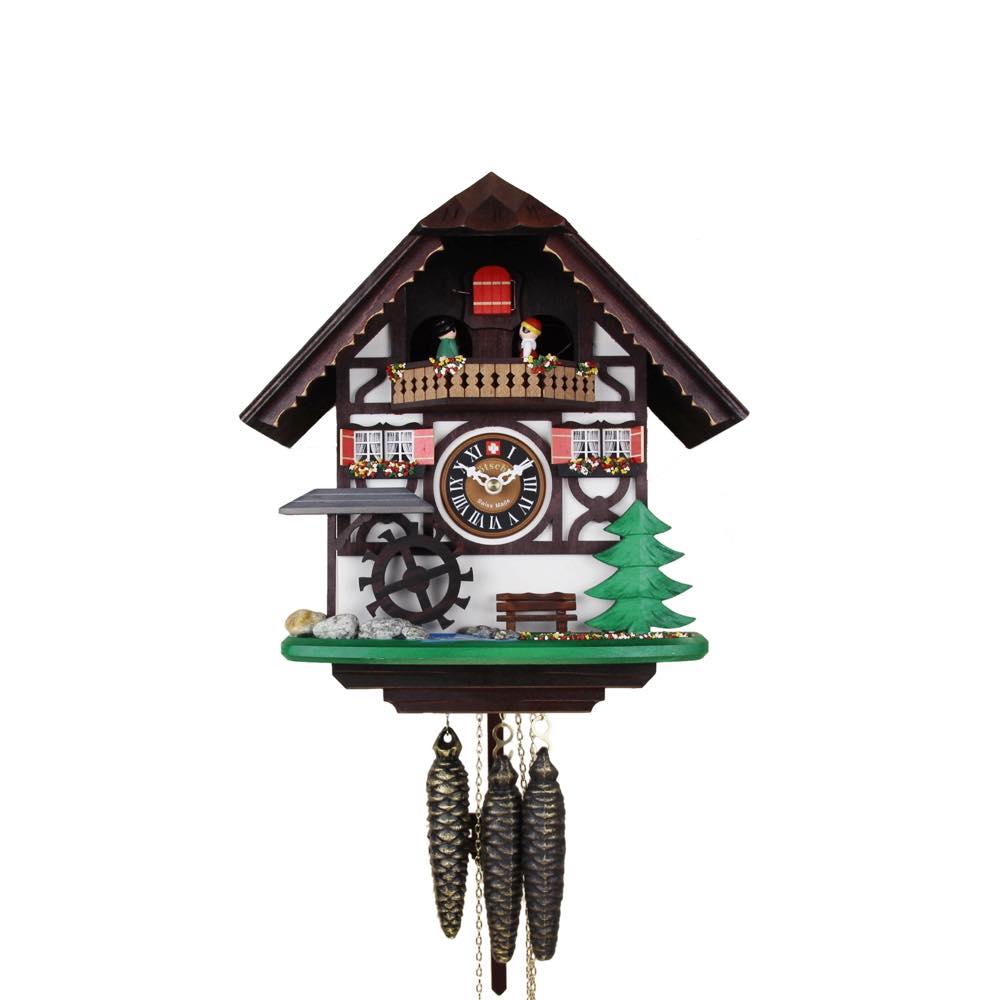 画像1: カッコー時計 リーゲルハウス (1)