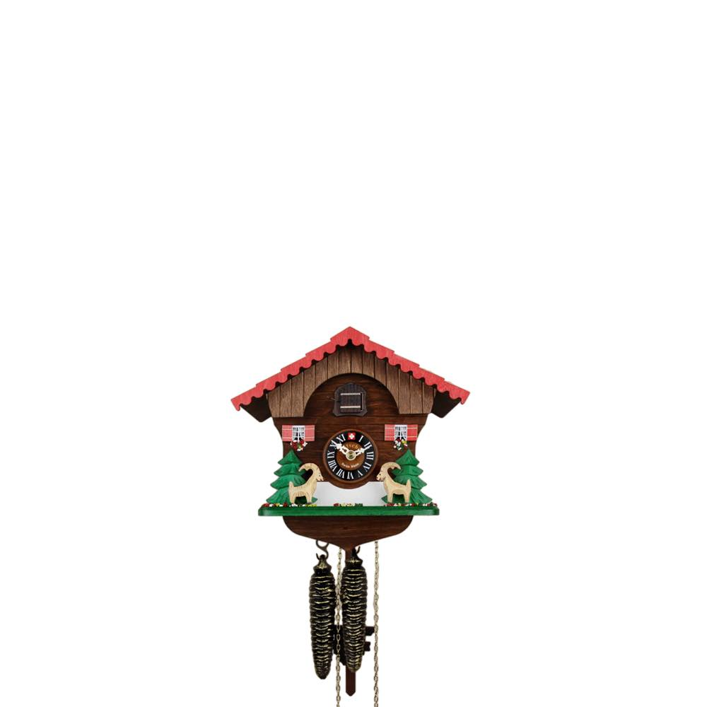 画像1: カッコー時計 アイベックス (1)