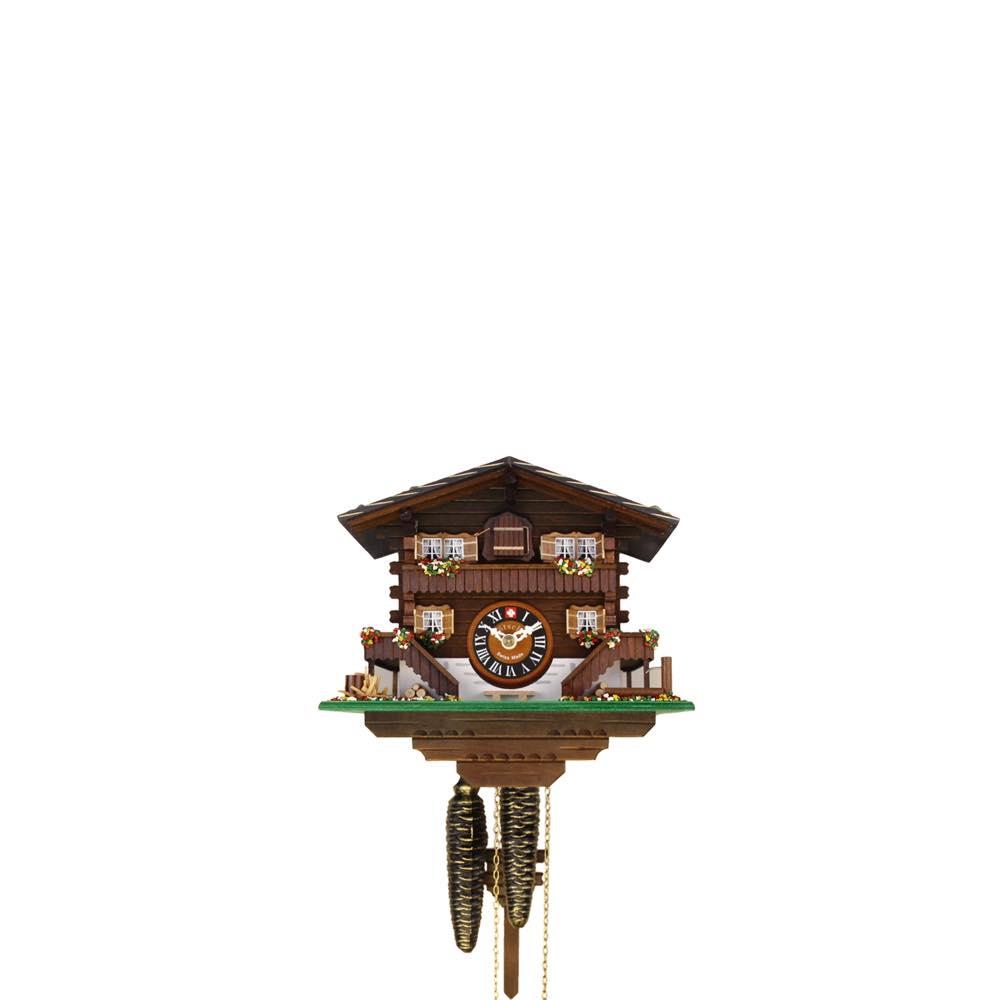 画像1: カッコー時計 ブリエンツの山小屋 (1)