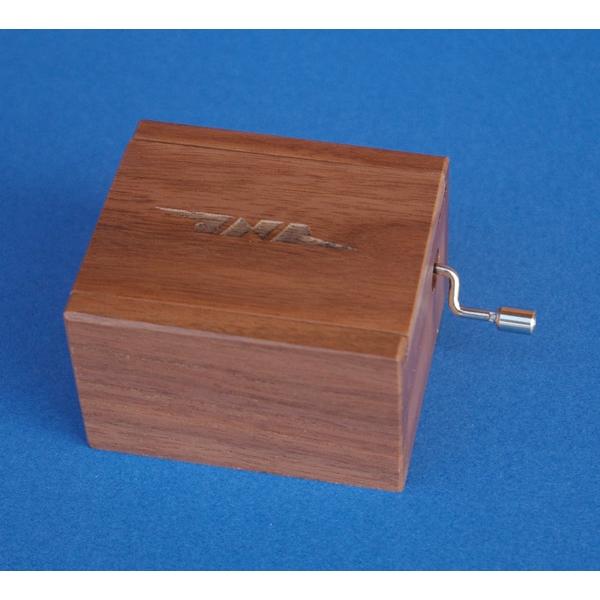 画像1: 鉄メロ 「木箱」ハイケンスのセレナーデ ♪オルゴール (1)